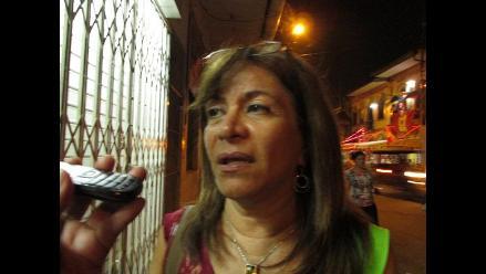 Loreto: esposa de Yván Vásquez declaró que autoridad se encuentra estable
