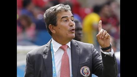 Jorge Luis Pinto revela que Wanchope pidió su salida de Costa Rica