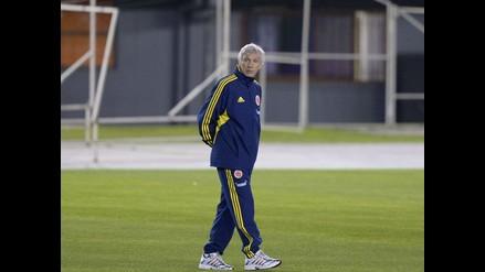 Pekerman no seguirá como entrenador de la selección colombiana, según prensa