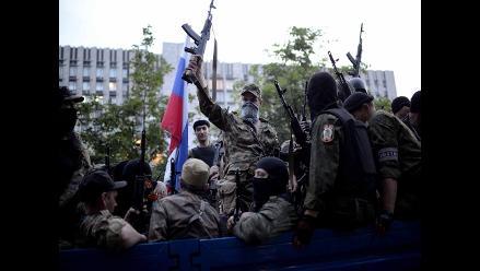 Pentágono: Rusia prepara envío de cohetes más sofisticados a separatistas
