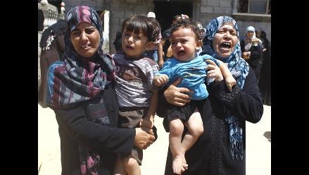 OMS pide un corredor humanitario para evacuar heridos y ayudar en Gaza