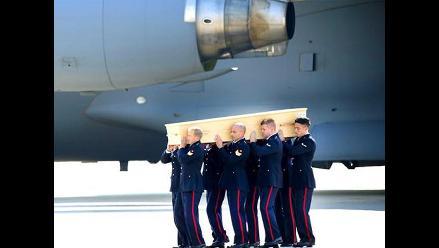 Holanda: llegan los restos de otras 74 víctimas del vuelo MH17