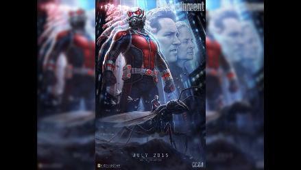 Comic-Con 2014: Marvel revela póster de la cinta