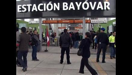Inician operaciones del tramo 2 de la Línea 1 del Metro de Lima