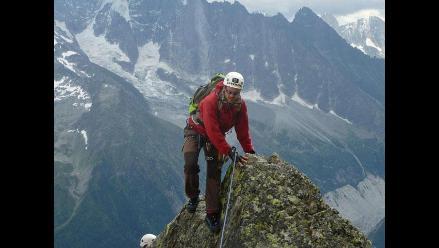 Dos alpinistas finlandeses murieron al resbalar en glaciar del Mont-Blanc