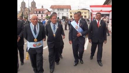 Cajamarca: autoridades esperan buenas noticias del mensaje presidencial
