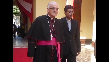 Chiclayo: obispo pide a Humala mensaje concreto por Fiestas Patrias