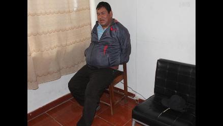 Ayacucho: intervienen a sujeto que se hacía pasar como policía