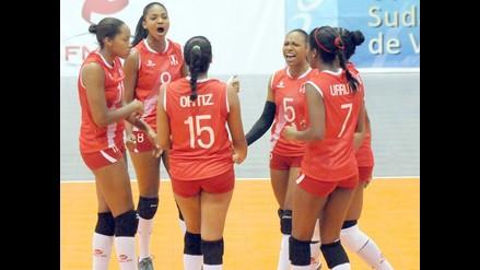 Perú debutó venciendo 3-1 a Canadá en el Grand Prix de Voleibol