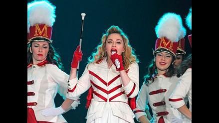Revelan detalles del nuevo disco de Madonna
