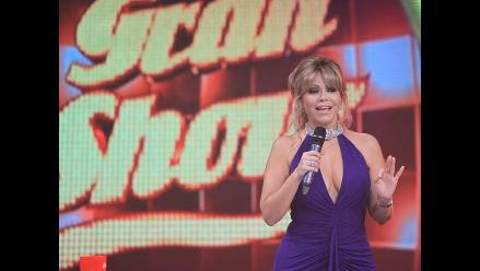 Gisela Valcárcel: ´No me enfrentaré con Magaly Medina ni con nadie´