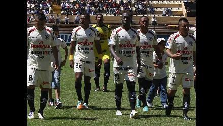 Torneo Apertura: León de Huánuco cede empate ante Cienciano