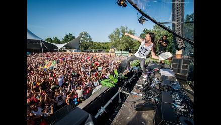 Sigue en vivo el Tomorrowland 2014