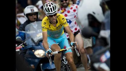 Italiano Vincenzo Nibali logra ganar el Tour de Francia 2014