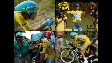 Revive la consagración de Vincenzo Nibali en el Tour de Francia 2014