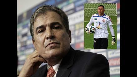¿Pinto y Keylor Navas tuvieron fuerte enfrentamiento en Brasil 2014?