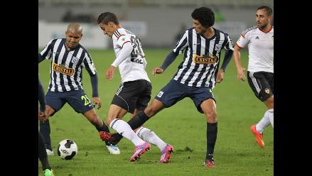 Alianza Lima venció a Valencia por penales en Copa Euroamericana