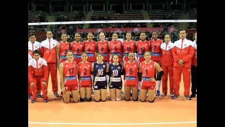Perú cayó 3-0 ante Bélgica en segunda jornada del Grand Prix de Voleibol
