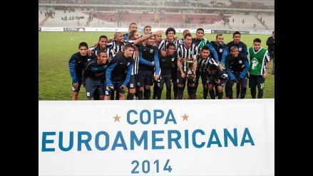 En imágenes: Lo mejor de la victoria de Alianza Lima sobre el Valencia
