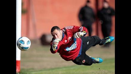 Colombiano David Ospina ya es jugador del Arsenal inglés, según prensa
