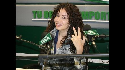Janet Barboza trabajará al lado de Jean Paul Strauss: ´No tengo problema´