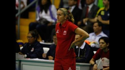 Natalia Málaga: No estoy feliz por el resultado, pero sí con la actitud