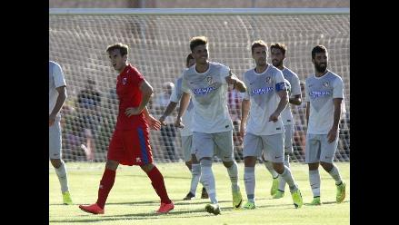 Atlético de Madrid tendrá primer amistoso en la Copa Euroamericana