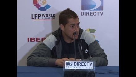 Ibáñez tras el triunfo ante Valencia: Alianza Lima debe pisar tierra