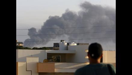 Atacado en Libia un convoy de la embajada británica