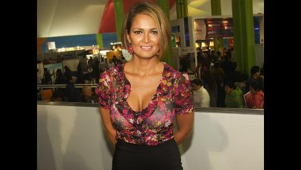 FIL Lima 2014: Darlene Bernaola llegó a Lima para presentar libro