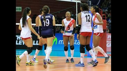 Perú cayó 3-1 ante Polonia en la tercera jornada del Grand Prix