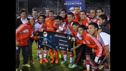 River Plate comienza era Marcelo Gallardo venciendo en penales a Ferro