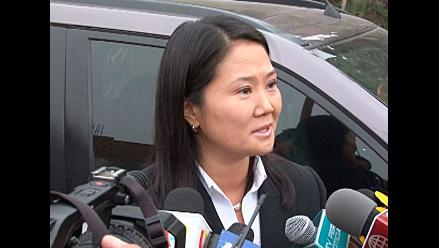 Para Keiko Fujimori, Ollanta perdió una gran oportunidad