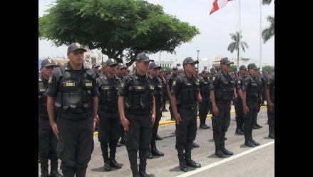 Policía contará con 30 mil nuevos agentes, anuncia Humala