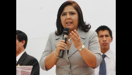 Jefa del Gabinete envió su saludo a los peruanos por Fiestas Patrias