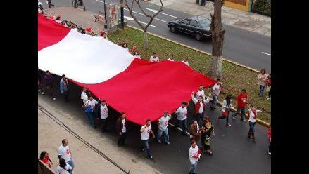 ¿Cuántos peruanos se sienten orgullosos de nuestro país?