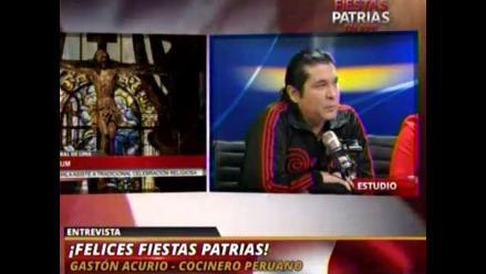 Acurio: biodiversidad cultural del Perú es música para oídos mundiales