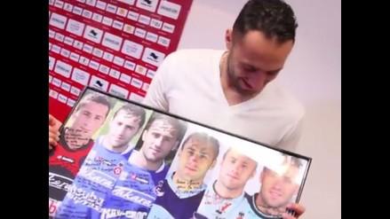 David Ospina tapará en Arsenal y se despide del Niza entre lágrimas