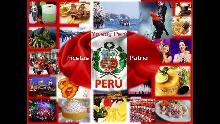 Razones por las que usted se siente orgulloso de ser peruano
