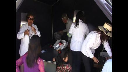 Puestos de auxilio han atendido 198 turistas en la zona de Ticlio