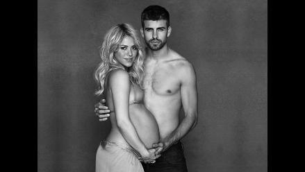 Gerard Piqué confirma embarazo de Shakira