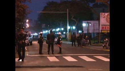 Fuertes medidas de seguridad para llegada de Humala a la Parada Militar