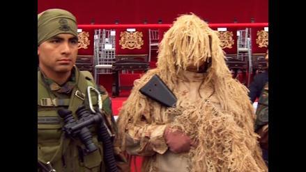 Conoce los trajes de las fuerzas especiales de la Policía