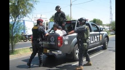 Efectivos en alerta máxima en Ica por Fiestas Patrias
