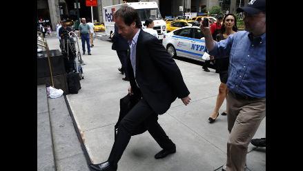 Delegación argentina se reúne con mediador en Nueva York