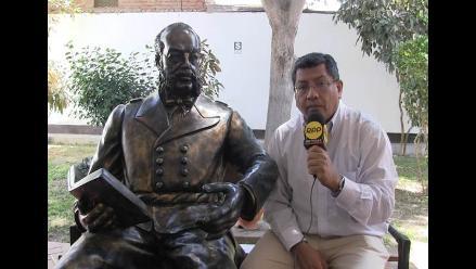 Piuranos recuerdan 180 años del natalicio de Miguel Grau