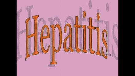 ¡Cuidado! la hepatitis C no da síntomas y puedes tenerla sin saberlo