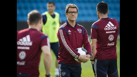 Fabio Capello se niega a dimitir y ya piensa en el Mundial Rusia 2018