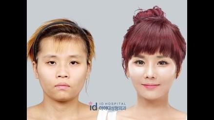 Seúl: Reality convierte en princesa a una joven de aspecto masculino
