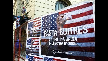 Se acaba el tiempo para que Argentina evite un nuevo default
